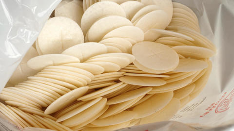 packaging, bag full of communion host communicants ライブ動画