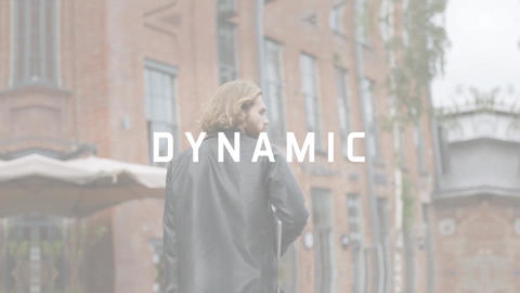 Dynamic Urban Promo After Effects Template
