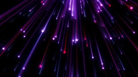 Light Streaks 01 Videos animados