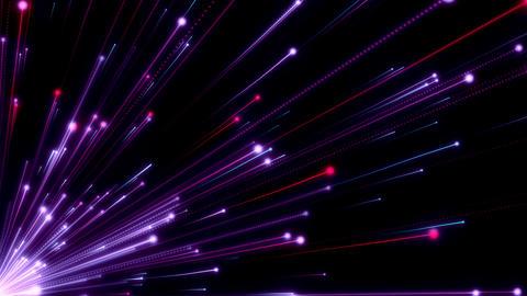 Light Streaks 05 Videos animados