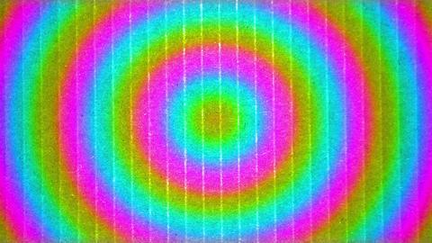 虹色のカジュアルバックグラウンド背景素材 CG動画