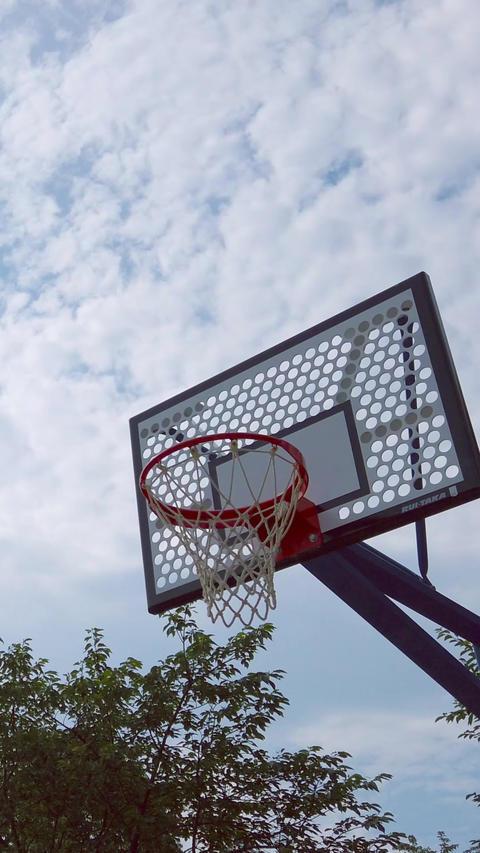 Basketball goal_portrait Live Action