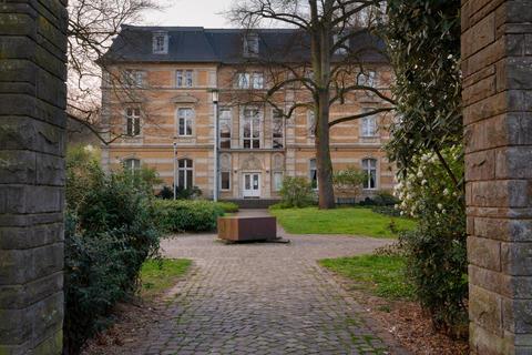 Art museum Villa Zanders, Bergisch Gladbach, Germany Photo