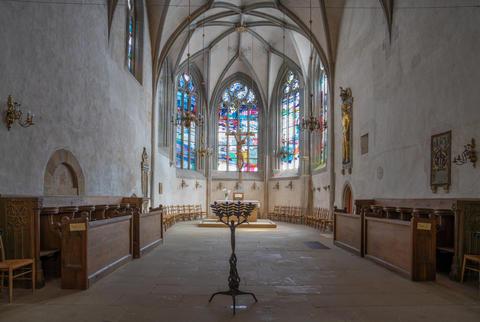 Parish church Saint Matthias, Bad Sobernheim, Germany Photo