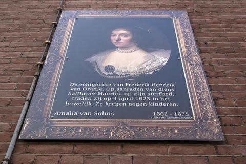 Billboard Amaliastraat At Amsterdam The Netherlands 16-7-2020amalia, amaliastraat, isolate フォト