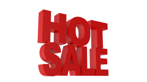 Hot Sale Animated 3d Text Videos animados