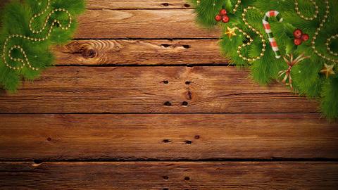 Christmas Decorations 02 Animation