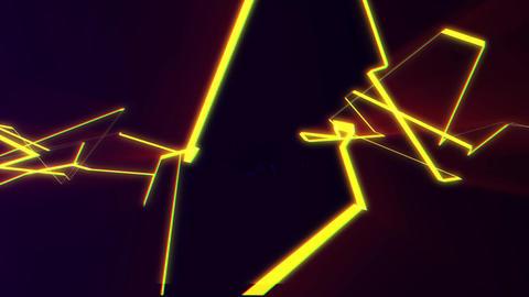 Fierce straight lightning06 Animation