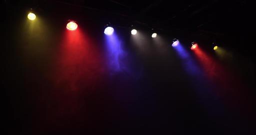 小劇場の照明04 ライブ動画