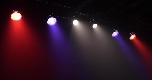 小劇場の照明06 ライブ動画