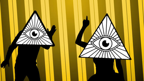 The Eyes of Dancing Providence CG動画
