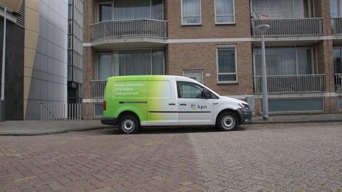 KPN Company Car At Amsterdam The Netherlands 2020 ライブ動画