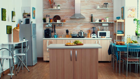Idea of decorating the kitchen GIF