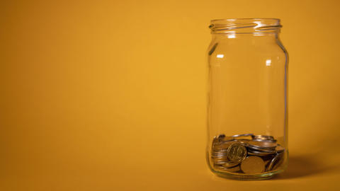 Money Coin in Glass Bottle Growing Money 3 Live Action