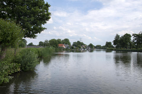 The River Gaasp At Driemond The Netherlands 12-6-2020 フォト