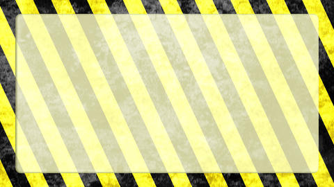 Danger-stripe-background Animation