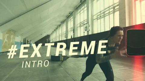 Extreme Intro Premiere Pro Template