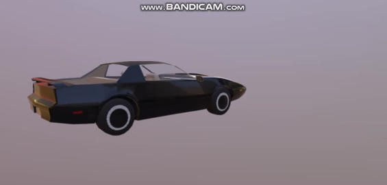 Kitt knight rider 3D Model