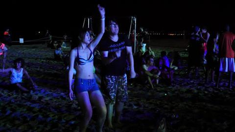 墾丁 派對 人潮 辣妹 比基尼 正妹 啤酒 熱舞 夏都春宴 音樂祭 Kenting Party Crowd Hot Girl Bikini Hot Girl Beer Hot Dance Summer Live Action