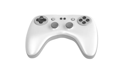 Game controller Animation