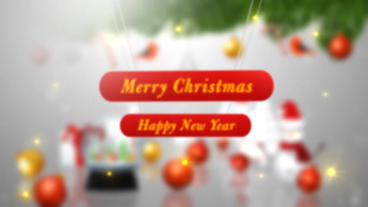 Christmas Eve After Effects Template