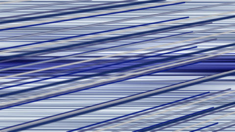 Fantastic video animation with stripe object and background in motion, loop HD Videos animados