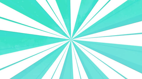 Simple and casual Radiating line Animation