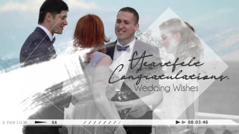 Wedding Frames Plantilla de After Effects