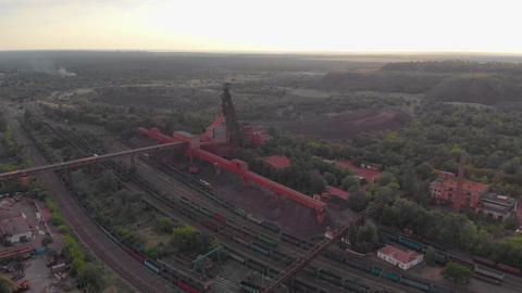 Industrial Mining Quarry Acción en vivo
