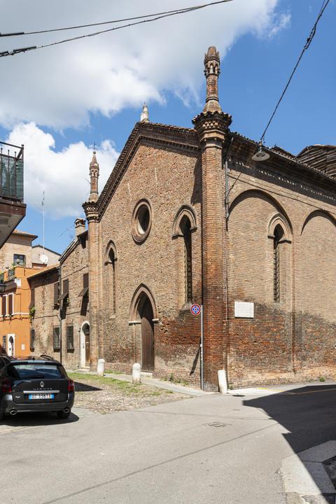 church of St. Agnese in Ferrara Photo