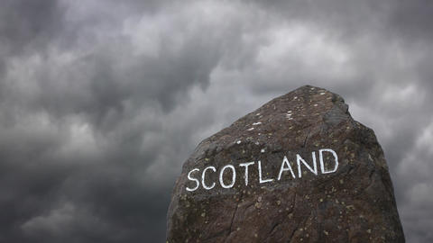 The Border To Scotland Live Action
