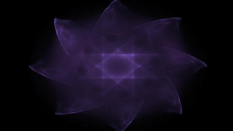 Abstract fractal art background illustration space geometry. Background consists fractal multicolor Animation