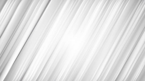 Light grey smooth stripes and lines animated background Animation