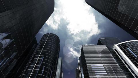 Skyscraper 2 Gg2 sun 4k Animation