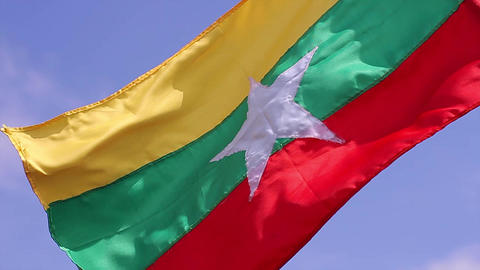 Flag of myanmar flag of burma myanmar Live Action