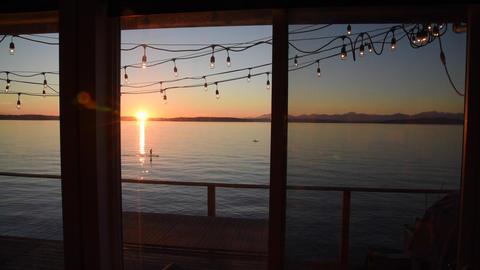 Deck Lights Paddle Footage