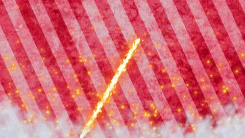 Danger-stripe-transition-red Animation