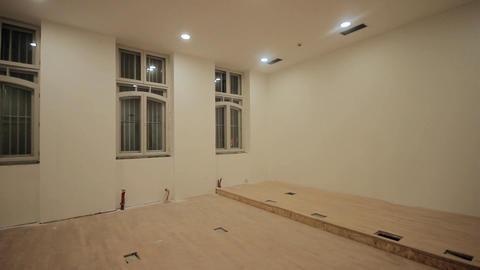 Construction site inside Live Action