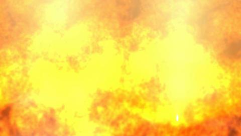 Inside the Fiery Furnace: Looping Footage