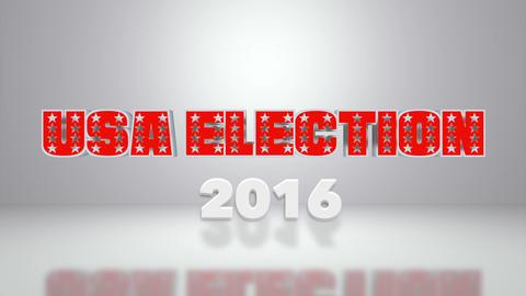 USA Election 2016 Footage