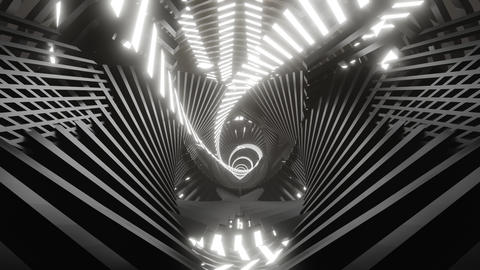 Inside The Iron Hall 01 CG動画