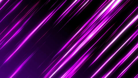 Looping Neon light streaks - pink purple Animation