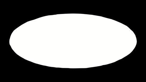 Handdrawn frame round3 Animation