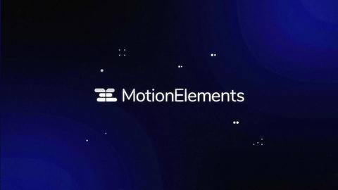 Quick glitch logo Premiere Pro Template