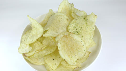 Potato chips dried seaweed salt043 Live Action