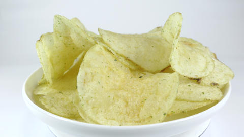 Potato chips dried seaweed salt044 Live Action