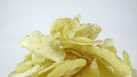 Potato chips dried seaweed salt049 Live Action