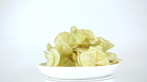 Potato chips dried seaweed salt053 Live Action