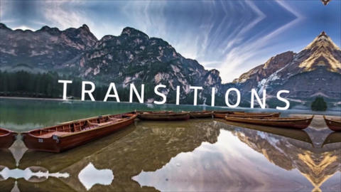 Useful Transitions After Effects Template