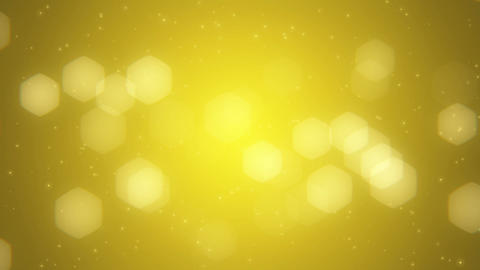 [Simple]Gold background material Animation